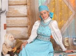 В царство костромской Снегурочки