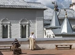 Новогодние забавы у царя Ивана Васильевича в Ростове Великом (с праздничной трапезой и развлечениями)