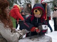 Новогодняя елка. Приключения на Волшебной ферме в Сказочном лесу (с подарками и угощением) (сборная группа)