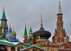 Экскурсия в Свято-Успенский Зилантов монастырь и Храм Всех Религий