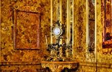 Изображение для Пушкин: Екатерининский дворец и Янтарная комната № 1