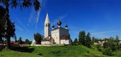 Чудо-село России – Вятское