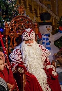 День рождения Деда Мороза 2 дня \ 1 ночь