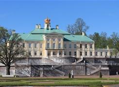 ОРАНИЕНБАУМ(Б.Меншиковский и Китайский дворцы)