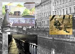 А.С.Пушкин в Петербурге