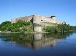 Крепости и усадьбы Ингерманландии