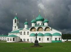 Монастыри Приладожья