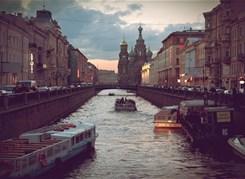 Ночной Петербург+водная прогулка