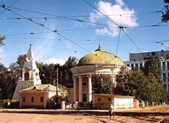 Пасха в Санкт-Петербурге