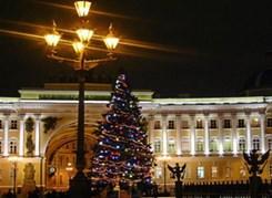Рождество в Петербурге