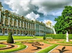 Пушкин - Павловск: Екатерининский дворец с посещением Янтарной комнаты и Павловский дворец