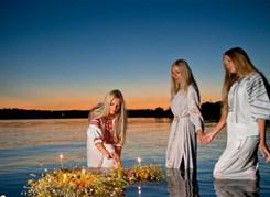 Праздник Ивана Купалы в Калязине (с пикником на волжском берегу, фольклорной программой и прогулкой на теплоходе)