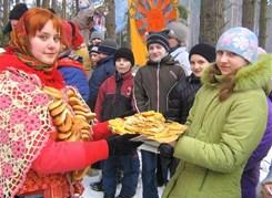 Масленица-телогрейка…Спешите в Ростов поскорей-ка!