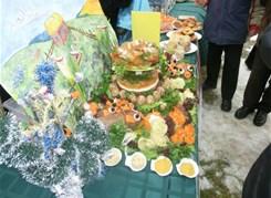 Праздник Русского холодца на Княжьем дворе